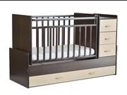 Кровать трансформер,  б/у,   детская кровать
